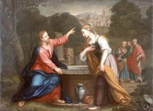 The story of the Woman at the Well is found in John 4:1-30, 39-42