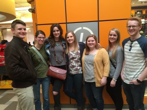 Nathan, Kaitlin, Ruth, Alyvia, Tracy, Lindsay & Grant attended Engage this year, and a good time was had by all!